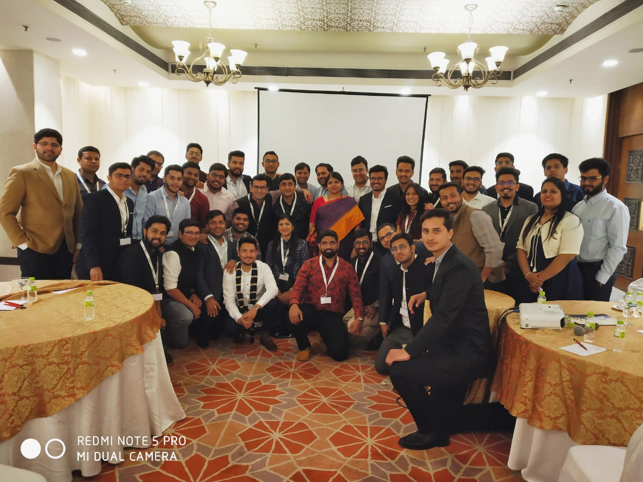 ALUMNI MEET at Jaipur on 16th March 2019